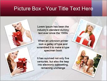 Sad woman PowerPoint Templates - Slide 24
