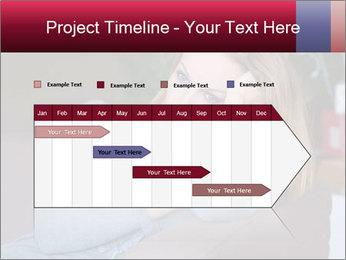 Sad woman PowerPoint Templates - Slide 25