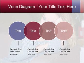 Sad woman PowerPoint Templates - Slide 32