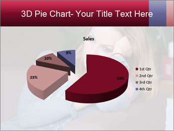 Sad woman PowerPoint Templates - Slide 35