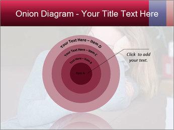 Sad woman PowerPoint Templates - Slide 61