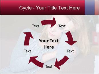 Sad woman PowerPoint Templates - Slide 62