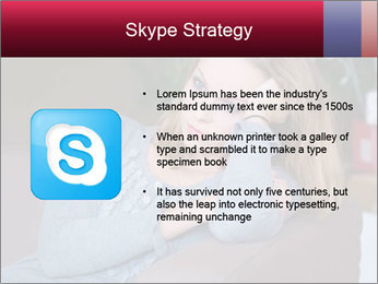 Sad woman PowerPoint Templates - Slide 8