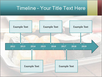 Sushi set PowerPoint Template - Slide 28