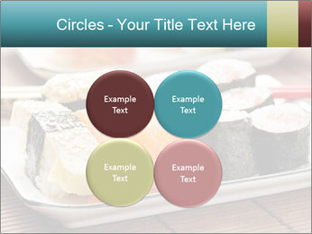 Sushi set PowerPoint Template - Slide 38