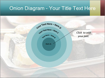 Sushi set PowerPoint Template - Slide 61