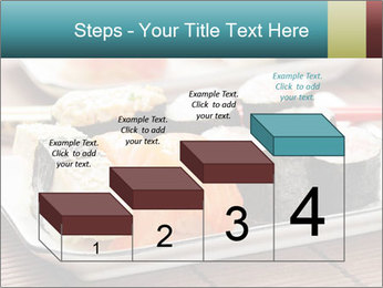 Sushi set PowerPoint Template - Slide 64