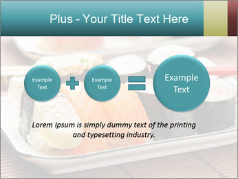 Sushi set PowerPoint Template - Slide 75