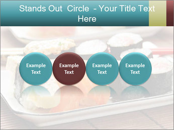 Sushi set PowerPoint Template - Slide 76