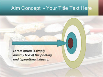 Sushi set PowerPoint Template - Slide 83