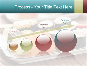 Sushi set PowerPoint Template - Slide 87