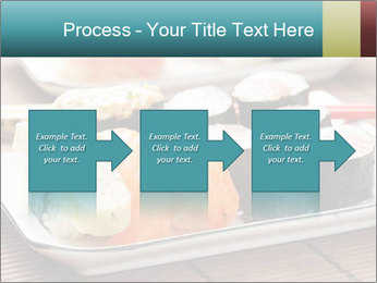 Sushi set PowerPoint Template - Slide 88