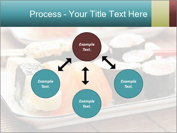 Sushi set PowerPoint Template - Slide 91