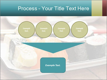 Sushi set PowerPoint Template - Slide 93