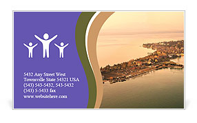 0000092924 Business Card Template