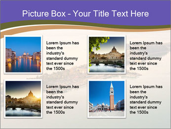 Aerial view PowerPoint Templates - Slide 14