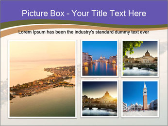 Aerial view PowerPoint Templates - Slide 19