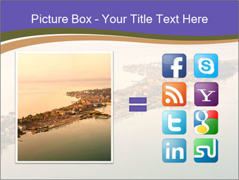 Aerial view PowerPoint Templates - Slide 21