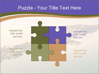 Aerial view PowerPoint Templates - Slide 43