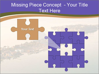 Aerial view PowerPoint Templates - Slide 45