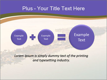 Aerial view PowerPoint Templates - Slide 75