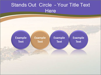 Aerial view PowerPoint Templates - Slide 76