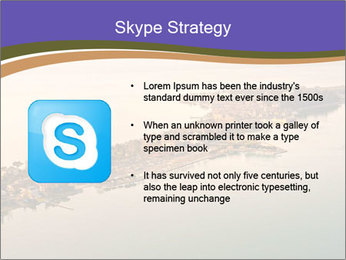 Aerial view PowerPoint Templates - Slide 8