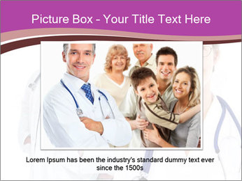 Family doctor PowerPoint Template - Slide 16