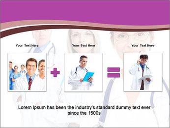Family doctor PowerPoint Template - Slide 22