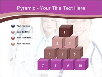 Family doctor PowerPoint Template - Slide 31