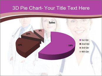 Family doctor PowerPoint Template - Slide 35