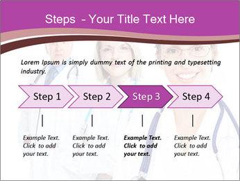 Family doctor PowerPoint Template - Slide 4