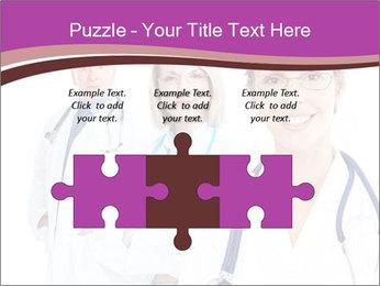 Family doctor PowerPoint Template - Slide 42