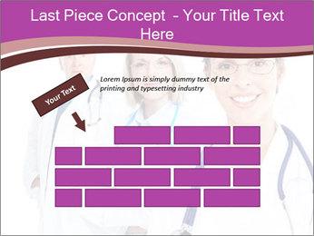 Family doctor PowerPoint Template - Slide 46