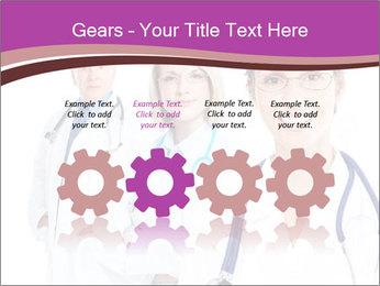 Family doctor PowerPoint Template - Slide 48