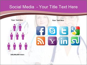 Family doctor PowerPoint Template - Slide 5