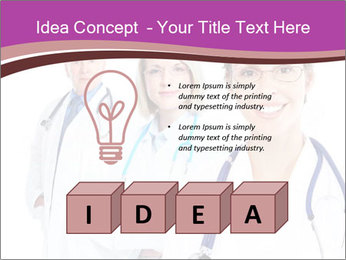 Family doctor PowerPoint Templates - Slide 80
