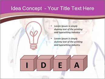 Family doctor PowerPoint Template - Slide 80