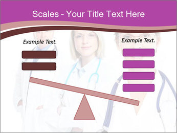 Family doctor PowerPoint Template - Slide 89