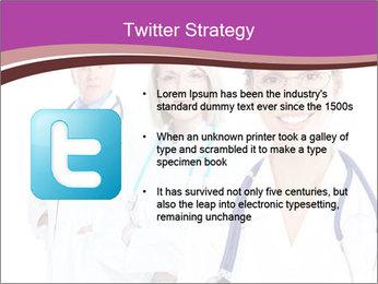 Family doctor PowerPoint Template - Slide 9