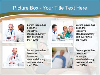 Nurse taking care PowerPoint Template - Slide 14
