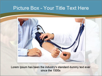 Nurse taking care PowerPoint Template - Slide 16