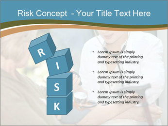 Nurse taking care PowerPoint Template - Slide 81