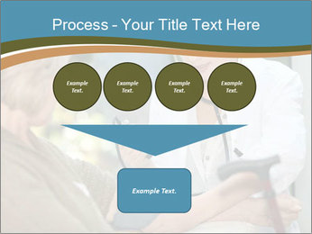 Nurse taking care PowerPoint Template - Slide 93