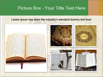 The Holy Quran PowerPoint Templates - Slide 19
