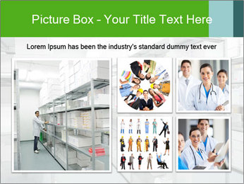 Young cheerful worker PowerPoint Templates - Slide 19