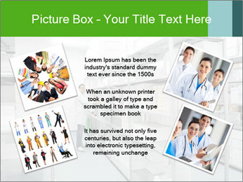 Young cheerful worker PowerPoint Template - Slide 24
