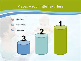 Baby's first swim PowerPoint Template - Slide 65