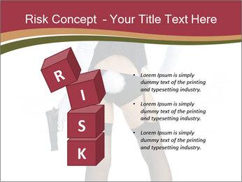 Dangerous rabbit PowerPoint Template - Slide 81