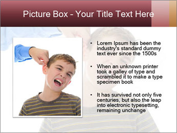 Strict father PowerPoint Templates - Slide 13